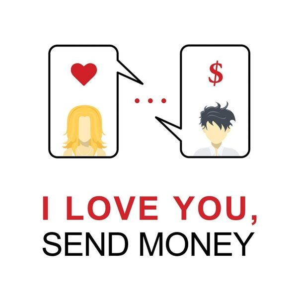 Cover art for I Love You, Send Money